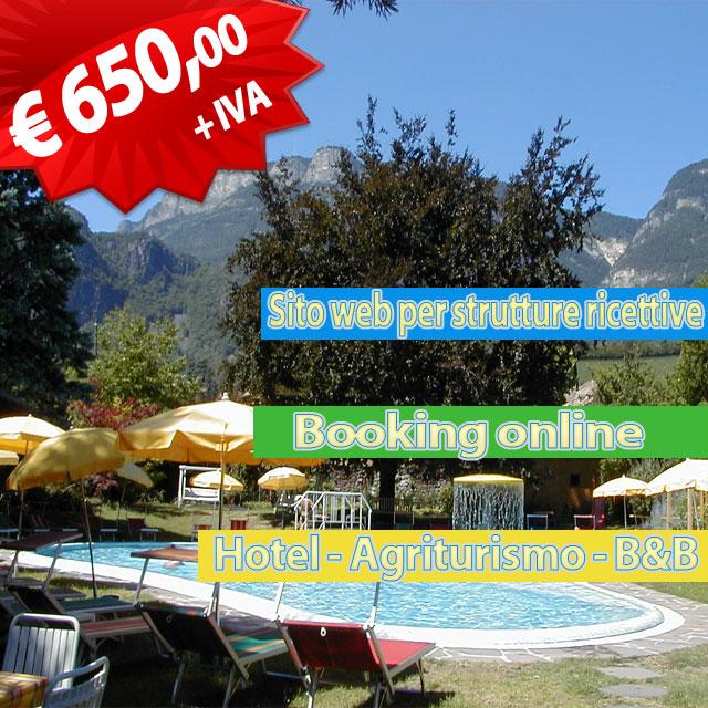Realizzazione siti web hotel b b pensioni salerno - Siti per la casa ...