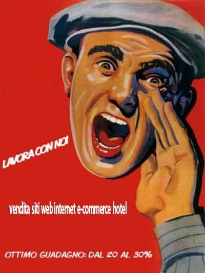 Cerchiamo partner commerciali freelance, procacciatori affari, venditori di siti web in tutta Italia e Svizzera. Ottimi guadagni.