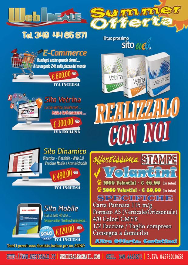 creazione siti web ecommerce