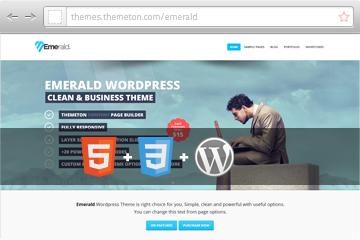 creazione siti web word press