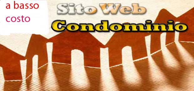creazione sito web condominiale salerno, roma, milano, trapani, marsala